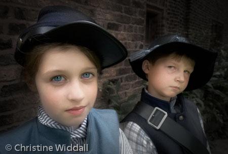 Civil War Children