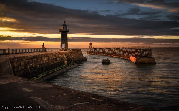 Whitby Old Pier